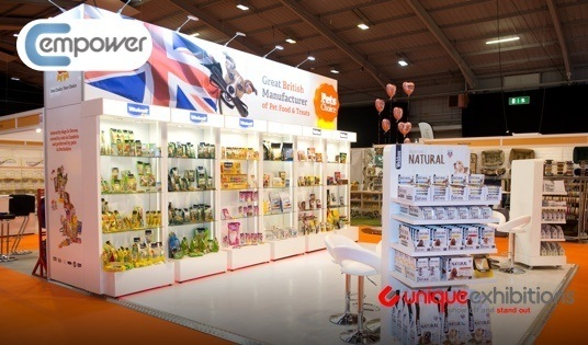 Mobysoft UEnvisage Stand